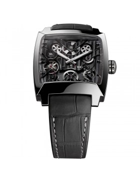 Fake TAG Heuer Monaco V4 Titanium Tourbillon watch WAW2080.FC6288