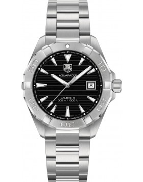 Fake TAG Heuer Aquaracer 300M Calibre 5 Automatic 40.5mm WAY2110.BA0910