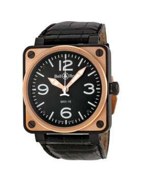 Replica Bell & Ross BR 01 Automatic Mens Watch BR0192-BICOLOR