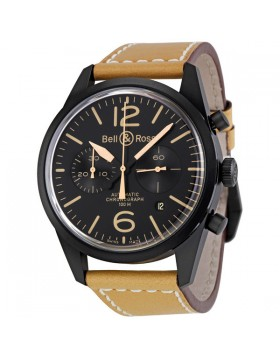Replica Bell & Ross Vintage Heritage Mens Watch BR126-HERITAGE