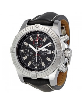 Fake Breitling Super Avenger Chronograph Mens Watch A2736434-G615GRLT