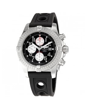 Fake Breitling Super Avenger Mens Watch A1337011-B973BKPD