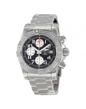 Fake Breitling Avenger II Chronograph Automatic Mens Watch A1338111-BC33SS