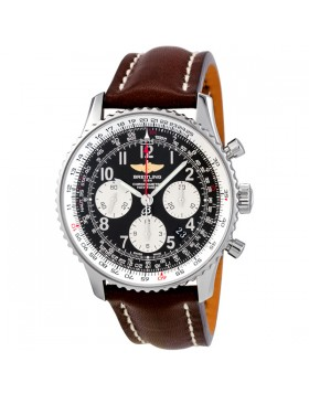 Fake Breitling Navtimer 01 Chronograph Automatic Mens Watch AB012012-BB02BKLD