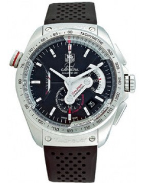 Fake TAG Heuer Grand Carrera Automatic Chronograph Mens Watch CAV5115.FT6019