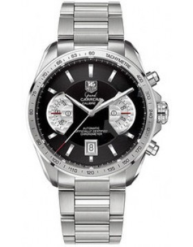 Fake TAG Heuer Grand Carrera Automatic Chronograph Mens Watch CAV511A.BA0902