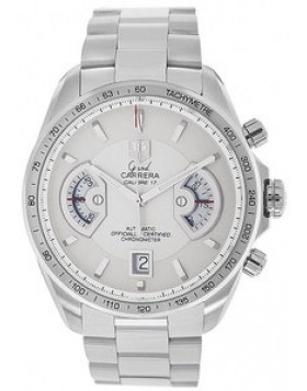 Fake TAG Heuer Grand Carrera Automatic Chronograph Mens Watch CAV511B.BA0902