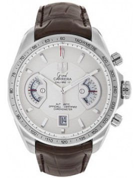 Fake TAG Heuer Grand Carrera Automatic Chronograph Date Mens Watch CAV511B.FC6231