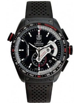 Fake TAG Heuer Grand Carrera Chronograph Automatic Mens Watch CAV5185.FT6020