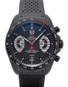 Fake TAG Heuer Grand Carrera Calibre 17RS2 Automatic Chronograph Mens Watch CAV518B.FT6016