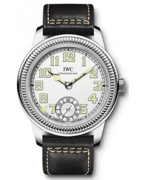 Fake IWC Vintage Collection Pilots Hand-wound Mens Watch IW325405