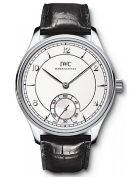 Fake IWC Vintage Portuguese Hand-wound Mens Watch IW544505