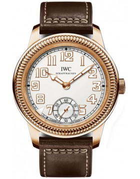 Fake IWC Vintage Pilot Silver Dial Mens Watch IW325403