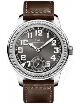 Fake IWC Vintage Pilot Grey Dial Mens Watch IW325404