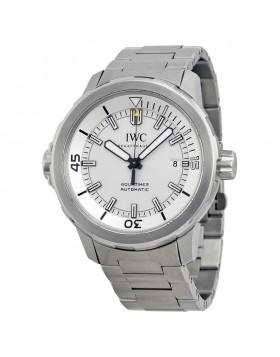 Fake IWC Aquatimer Automatic Silver Dial Mens Watch IW329004