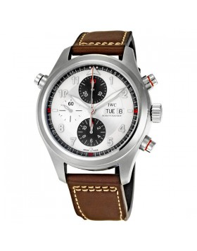 Fake IWC Spitfire Double Chronograph Mens Watch IW371806