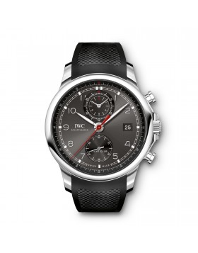 Fake IWC Portugieser Yacht Club Anthracite Dial Automatic Mens Watch IW390503