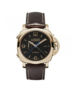 Fake Panerai Luminor 1950 3 Days Chrono Flyback Mens Watch PAM00525