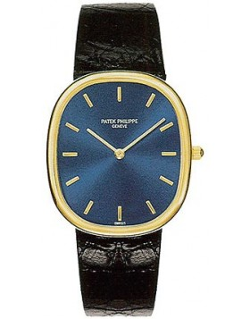 Replica Patek Philippe Golden Ellipse Mens Watch 3738-100J