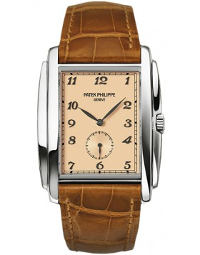 Replica Patek Philippe Gondolo Manua Vintage Mens Watch 5124G-001