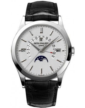 Replica Patek Philippe Grand Complication Perpetual Calendar Mens Watch 5496P-001