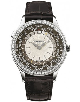 Replica Patek Philippe Complicationse Ladies Watch 7130G-001