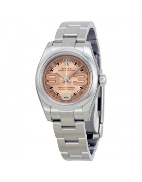 Fake Rolex Oyster Perpetual Ladies Watch 176200P369O