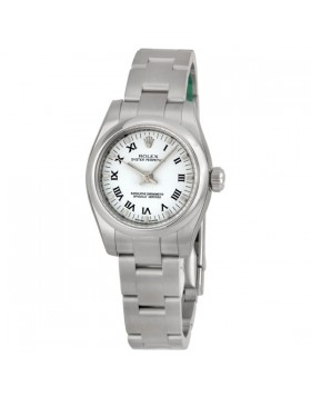 Fake Rolex Oyster Perpetual No Date Ladies Watch 176200WRO