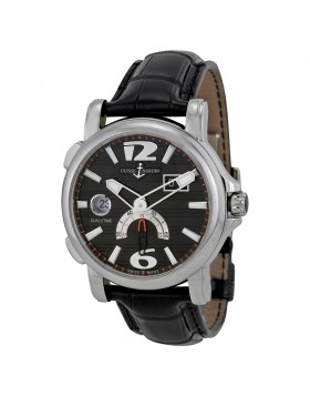 Fake Ulysse Nardin Dual Time Mens Watch 243-55-62