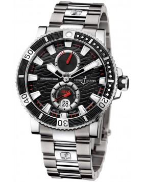 Fake Ulysse Nardin Maxi Marine Diver Titanium Mens Watch 263-90-7M-72