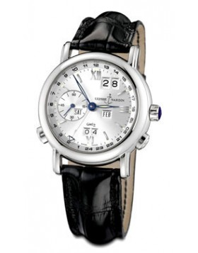Fake Ulysse Nardin GMT Perpetual Mens Watch 320-22-31