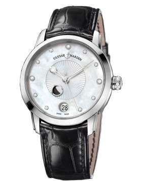 Fake Ulysse Nardin Classico Lady Luna Automatic Watch 8293-123-2-991