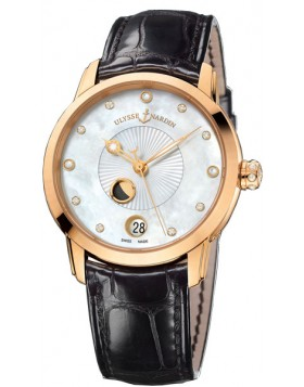 Fake Ulysse Nardin Classico Lady Luna Automatic Ladies Watch 8296-123-2-991