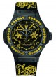 Fake Hublot Big Bang Broderie Sugar Skull Fluo Sunflower 41mm Watch 343.CY.6590.NR.1211